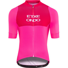 Etxeondo On Training Maillot manches courtes Homme, pink